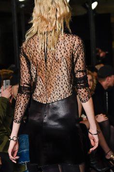 Alexander Wang   Paris Fashion Week   Fall 2016