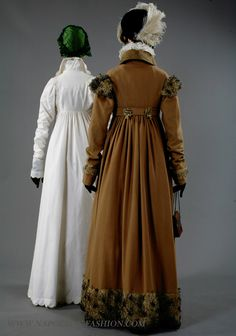 """Alexandrine"", ""Aglae""..From the exhibition ""Napoleon and the Empire of Fashion""."