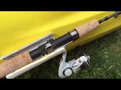 Instructions to making the cheapest, easiest and most effective rod & re...