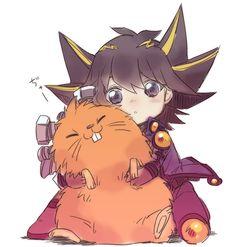 Tags: Fanart, Yu-Gi-Oh!, Yu-Gi-Oh! 5D's, Pixiv, Yusei Fudo, Quillbolt Hedgehog, Fanart From Pixiv, Pixiv Id 9713212