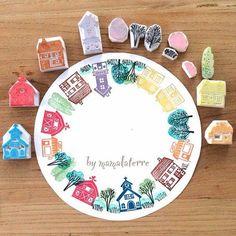 子供から彫刻刀借りて作っちゃおう♪消しゴム削ってハンコアート | CRASIA(クラシア)
