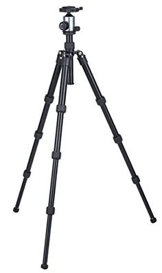 Terra Firma TRIPODS Aluminum 4 Section Leg Set Ball Head Tripod, Black -- Check this awesome product by going to the link at the image. (This is an affiliate link) Gopro Case, Stunts, Tripod, Telescope, Legs, Black, Awesome, Image, Waterfalls