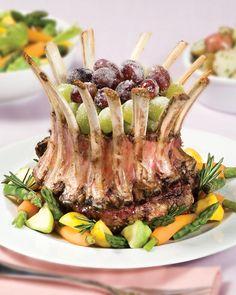 Crown Roast On Pinterest Roasts Crowns And Pork