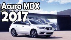 2017 Acura MDX Sport Hybrid Luxury SUV (SH-AWD®) 7 Speed Dual Clutch Tra...