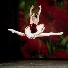 "Olesya Novikova – Олеся Новикова, Mariinsky Ballet performing ""Tarantella"" at Dance Open Ballet Festival, April 2011, Saint Petersburg, Russia"