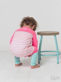 Quapi | Dress Fanessa Sweet | Legging Frida 1 Mint Baby Girls, Babys, Mint, Sweet, Dress, Peppermint, Vestidos, Babies, Newborns