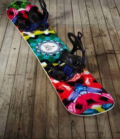 XOXO PTX Snowboard - Roxy