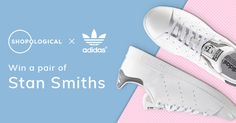 Shopological is giving away a pair of adidas Originals Stan Smiths - I've entered and you should try your luck too!