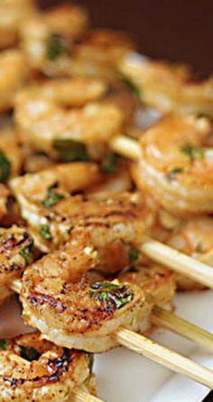 Chipotle-Lime Shrimp | gimmesomeoven.com