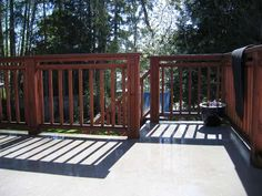 Railing Ideas, Deck Railings, Diy Deck, Deck Design, Picture Design, Lowes, Porch, Cable, New Homes
