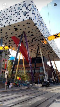 Ontario College of Art & Design - Downtown Toronto, Canada Places To Rent, Downtown Toronto, Toronto Canada, Niagara Falls, Ontario, The Neighbourhood, Destinations, Fair Grounds, University
