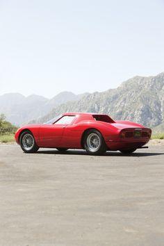 1964 Ferrari 250 LM by Scaglietti - Silodrome