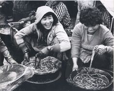 Photo by Choi Min-shik Korean Photo, Korean People, Take A Shot, Old Art, Old Photos, Documentaries, How To Memorize Things, Black And White, History