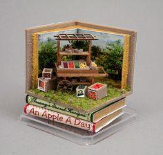 Good Sam Showcase de Miniaturas: cajas de habitación:  escala 1:48