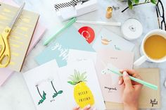 New post today on http://ift.tt/1qZydNn  Talking about sending a little love with some adorable greeting cards from Canadian company - @justgreet  @livelycreativeco