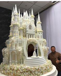 #свадебныйторт
