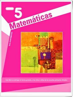 """""""Guatemática 5"""" es un muy buen cuaderno del áreas de Matemáticas de 5º nivel de Educación Primaria publicado de forma gratuita por las autoridades educativas de Guatemala. Edición de 2011 (Existe otra edición de 2009)."""