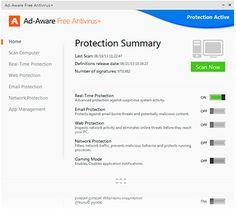 Free Ad-Aware - computer antivirus software