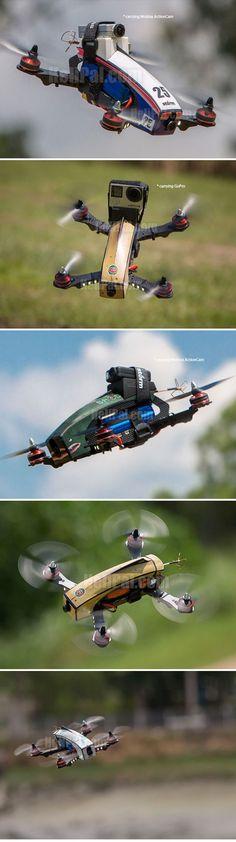 STORM Racing Drone (RTF / Kylin 250 Storm Edition) http://www.helipal.com/storm-racing-drone-rtf-kylin-250-storm-edition.html: