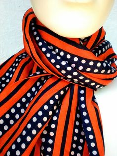 #Auburn scarf   #NCAA #CollegeFootball  For Great Sports Stories, Funny Audio Podcasts, and Football Rules Tutorial www.RollTideWarEagle.com