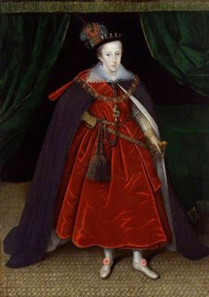"""""""Henry, Prince of Wales"""", Marcus Gheeraerts the younger, ca. 1603; NPG 2562"""