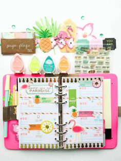 Planners Ideas and Accessories ❤ CW Tiffany 5/22 3