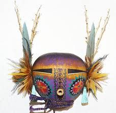 Gourd mask