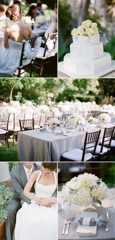 #Reception Table Decor