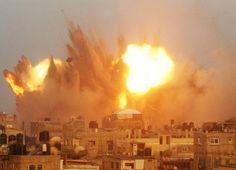 Tragic Photos Of The Destruction In Gaza