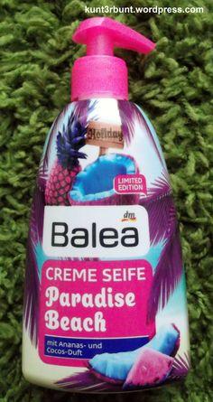 Balea Paradise Beach Creme Seife