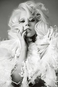 Lady Gaga - October 2009