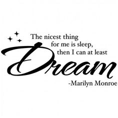 Marilyn Monroe Wall Quotes ❤ liked on Polyvore