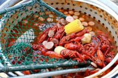 I really want to have a crawfish boil!