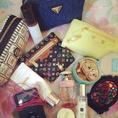 What In My Bag, What's In Your Bag, What's In My Purse, Just Girly Things, Last Minute Gifts, Prada Bag, You Bag, Louis Vuitton Speedy Bag, Louis Vuitton Monogram