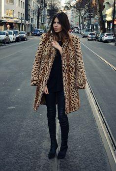 . . . leopard coat . . .Find a great fur coat in Toronto - visit the Yukon Fur Co. at http://yukonfur.com