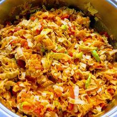 Cornulete fragede din smantana cu gem de prune - Retete pline de culoare Fried Rice, Fries, Ethnic Recipes, Nasi Goreng, Stir Fry Rice