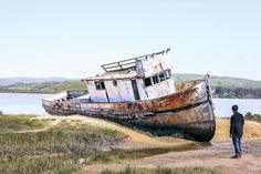 Instagram Hotspots in San Francisco | Point Reyes Shipwreck | Here and Air