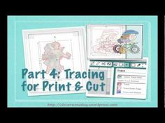Today I'm posting Part 4 of the Tracing Without Tears series, which focuses on tracing for print and cut. I go through a half dozen representative examples including a cut file that has alrea… Silhouette Cutter, Silhouette School, Silhouette Vinyl, Silhouette Portrait, Silhouette Machine, Silhouette Design, Silhouette Studio, Silhouette Cameo Tutorials, Silhouette Projects