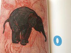 Illustratie van Henriette Boerendans uit 'Aap, Beer, Zebra'