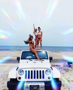 (notitle) - Jeep picture with friends - Motorrad Photos Bff, Best Friend Pictures, Bff Pictures, Summer Pictures, Jeep Photos, Beach Photos, Jeep 4x4, Jeep Cars, Bugatti