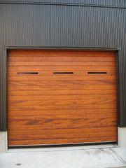木製シャッター【ガレージ】 - 『てつや』のブログ