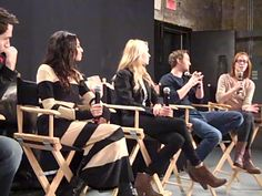 Being Human Panel - Cast and Showrunner discuss Season 4