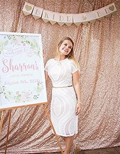 QueenDream Champagne Sequin backdrop curtain Table Cloth curtain backdrop Wedding Party photography background Decor Event x backdrop curtain Curtain Backdrop Wedding, Sequin Backdrop, Fabric Backdrop, Photo Booth Backdrop, Wedding Backdrops, Ceremony Backdrop, Backdrop Ideas, Party Backdrops, Wedding Photo Booth