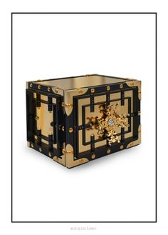 The exclusive Portuguese luxury furniture brand, Boca do Lobo has created a new collection of luxury safes which was designed for the most demanding clients Luxury Furniture, Furniture Design, Bespoke Furniture, Furniture Upholstery, Art Furniture, Rustic Furniture, Outdoor Furniture, Behind The Glass, Jewelry Drawer