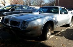 '75 Trans Am. Followed a high school student into a parking lot. He told me he paid $6K to the original owner and has already been offered 20K.
