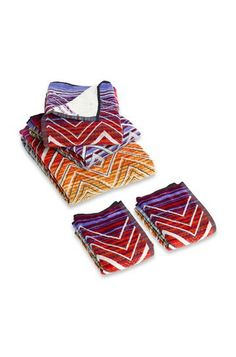 Shop Towels in the Missoni Online Store. Missoni, Bath Towels, Stripes, Unisex, Bags, Handbags, Bag, Totes, Hand Bags