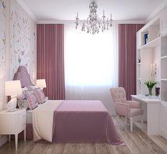 Bedroom Decor For Teen Girls, Decoration, My House, Curtains, Interior, Closet, Rooms, Home Decor, Beach House Decor