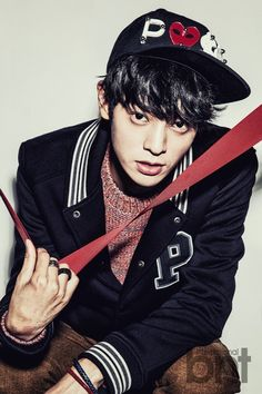 Jung Joon Young so fine <3