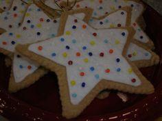 Sugar Cookie Felt Christmas Ornament  Package by lindasornaments, $5.00