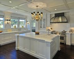 Oak Kitchen Cupboards Design, Pictures, Remodel, Decor and Ideas - page 6